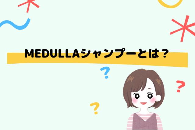 MEDULLAシャンプー 口コミ レビュー